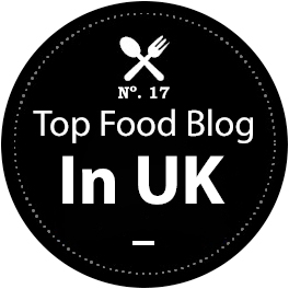 Top Food Blog UK